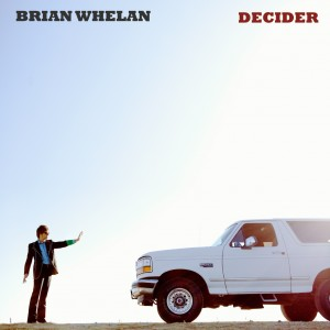 Brian Whelan CD Cover Decider